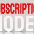 Modele subskrypcji - Siłą subskrypcji. John Warrillow